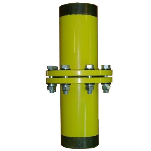 Изолирующее фланцевое соединение ИФС-А Ду-50 (с патрубками для приварки)