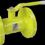 Кран шаровый ALSO КШ.Ф GAS Ду100-300 Ру2.5 МПа ст.20